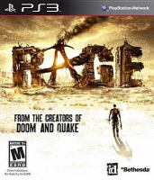 Rage [interactive multimedia (video game for PS3)].