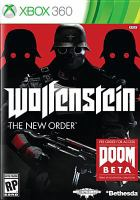 Wolfenstein. The new order [interactive multimedia (video game for Xbox 360)].