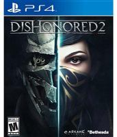 Dishonored 2 [electronic resource (video game for PS4)].