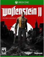Wolfenstein. II, The new colossus [electronic resource (video game for Xbox One)].
