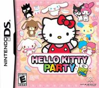 Hello Kitty party [interactive multimedia (video game for Nintendo DS)].