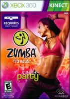Zumba fitness : [interactive multimedia (video game for Xbox 360)] join the party.