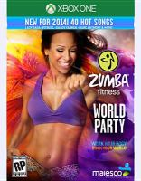 Zumba fitness. World party [interactive multimedia (video game for Xbox One)].