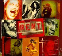 Rent [sound recording (CD)] : original Broadway cast recording