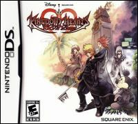 Kingdom hearts 358/2 days [interactive multimedia (video game for Nintendo DS)].