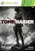 Tomb raider [interactive multimedia (video game for Xbox 360)].