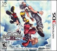 Kingdom hearts 3D [interactive multimedia (video game for Nintendo 3DS)] : Dream drop distance.