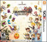 Theatrhythm [interactive multimedia (video game for Nintendo 3DS)] : final fantasy.