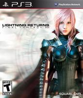 Lightning Returns Final Fantsy XIII [interactive multimedia (video game for PS3)].
