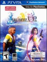 Final fantasy X [interactive multimedia (video game for PS Vita)].