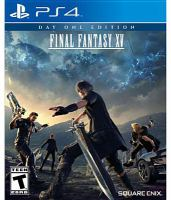 Final fantasy XV [electronic resource (video game for PS4)].