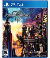 Kingdom hearts III [electronic resource (video game for PS4)].