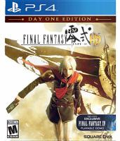 Final fantasy. Type-0 HD [interactive multimedia (video game for PS4)].