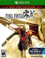Final fantasy. Type-0 HD [interactive multimedia (video game for Xbox One)].