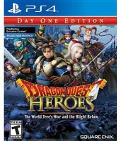 Dragon quest heroes [interactive multimedia (video game for PS4)] : the world tree's woe and the blight below