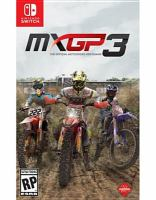 MXGP 3 [electronic resource (video game for Nintendo Switch)] : the official motocross videogame.