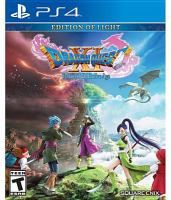 Dragon Quest XI [electronic resource (video game for PS4)] : echoes of an elusive age.