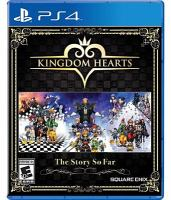 Kingdom hearts [electronic resource (video game for PS4)] : the story so far