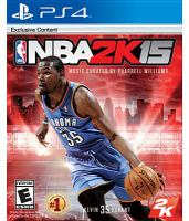 NBA 2K15 [interactive multimedia (video game for PS4)].