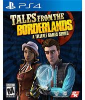 Tales from the Borderlands [electronic resource (video game for PS4)] : a Telltale Games series