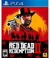 Red dead redemption II [electronic resource (video game for PS4)].