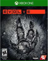 Evolve [interactive multimedia (video game for Xbox One)]