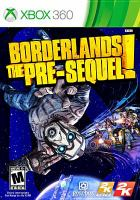 Borderlands, the pre-sequel! [electronic resource (video game for Xbox 360)]