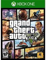 Grand theft auto V [interactive multimedia (video game for Xbox One)].