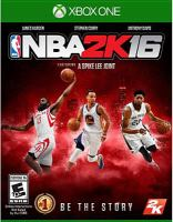 NBA 2K16 [interactive multimedia (video game for Xbox One)].