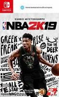 NBA 2K19 [electronic resource (video game for Nintendo Switch)]