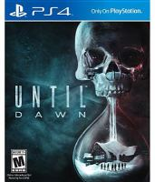 Until dawn [interactive multimedia (video game for PS4)].