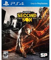 inFamous. Second son [interactive multimedia (video game for PS4)].