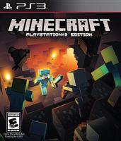 Minecraft [interactive multimedia (video game for PS3)].
