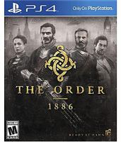 The Order: 1886 [interactive multimedia (video game for PS4)]