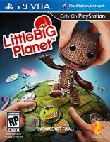 LittleBIG planet [interactive multimedia (video game for PSVita)]