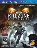 Killzone. Mercenary [interactive multimedia (video game for PS Vita)]