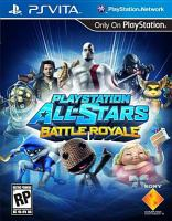 PlayStation all-stars battle royale [interactive multimedia (video game for PS Vita)].