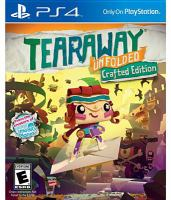 Tearaway unfolded [interactive multimedia (video game for PS4)].