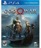 God of war [electronic resource (video game for PS4)]