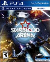 Starblood arena [electronic resource (video game for PS4 VR)].