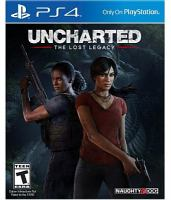 Uncharted [electronic resource (video game for PS4)] : the lost legacy