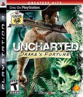 Uncharted. Drake's fortune [electronic resource (video game for PS3)]