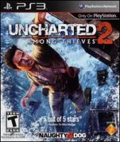 Uncharted 2. Among thieves [interactive multimedia (video game for (PS3)].