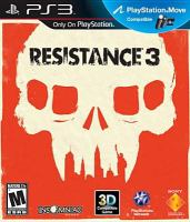 Resistance 3 [interactive multimedia (video game for PS3)]