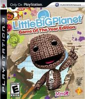 Little big planet [interactive multimedia (video game for PS3)]