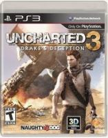 Uncharted 3. Drake's deception [interactive multimedia (video game for PS3)].