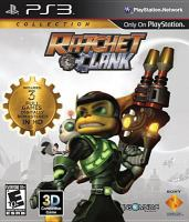 Ratchet & Clank collection [interactive multimedia (video game for PS3)].