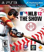 MLB 12, the show [interactive multimedia (video game for PS3)].