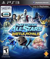 PlayStation all-stars battle royale [interactive multimedia (video game for PS3)].