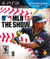 MLB 13, the show [interactive multimedia (video game for PS3)].